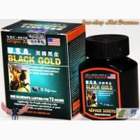 Таблетки для улучшения потенции «Black Gold»