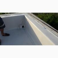 Укладка ПВХ мембраны. Монтаж и ремонт мембранных крыш в Полтаве