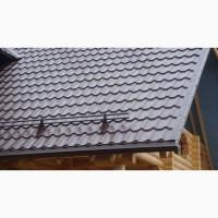 Металлический профиль для крыши матовый и глянцевый