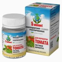 Микроудобрения 5 ELEMENT для листовой обработки томатов