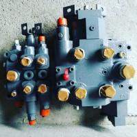 Ремонт гидравлического распределителя Sun Hydraulics