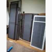 Антимоскитные сетки для окон и дверей