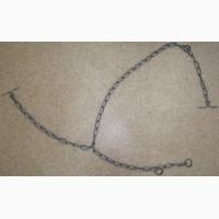 Цепи трехконцевые для привязи скота - Ровно