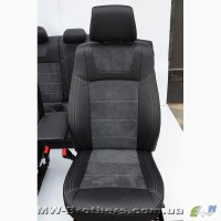 Автомобильные чехлы линейки Leather Для BMW X1 (E84) (2009-2015)