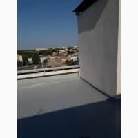 Устройство мембранной крыши в Киеве