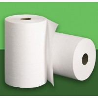 Полотенца одноразовые в рулоне