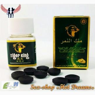Король Тигр King tiger возбуждающие таблетки