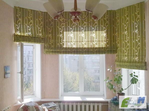 Фото 6. Жалюзи горизонтальные, вертикальные, тканевые ролеты, римские шторы, плиссе