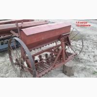 Сеялка 1.5-3.0 м для мини трактора Польша б/у
