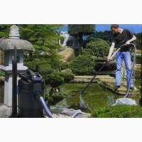 Обслуживание водоемов