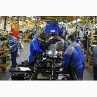 Работа в Чехии. Работа на автозаводах. Производства есть по всей Чехии. Харьков офис