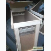 Виготовляємо та продаємо ящики (тара) на бджолопакети (стільникові та безстільникові)