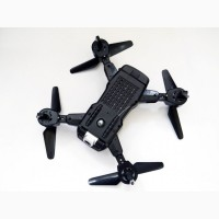 Квадрокоптер YLS60 c WiFi и HD камерой на пульте складной корпус радиоуправляемый коптер