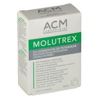 Molutrex (ACM, France) 5% 3 ml / Молютрекс, 5% 3 мл