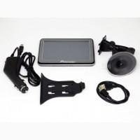 5 GPS навигатор Pioneer D511 - 8gb IGO+Navitel+CityGuide