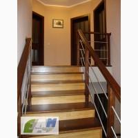 Двери, арки и лестницы из натурального дерева