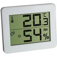 Термометры комнатные, метеостанции для дома, термогигрометры купить Украина