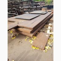 Продам лист сталь 09Г2С товщина 80 мм