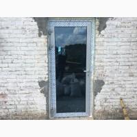 Алюминиевые двери и окна. Двери в магазин, офис или кафе