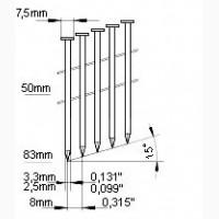 Гвоздомет Unitool CN800 под гвозди 50-83 мм