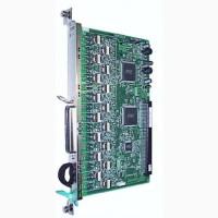Panasonic KX-TDA0170XJ, плата 8 внутренних гибридных линий