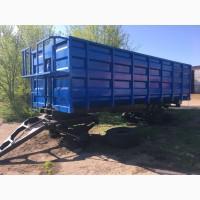 Зерновоз 3ПТС-12 (переоборудован)