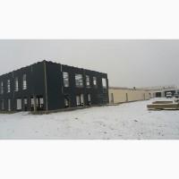 Строительство быстровозводимых ангаров Ровно