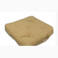 Подушка для сидения, Вельвет, 40*40*7см
