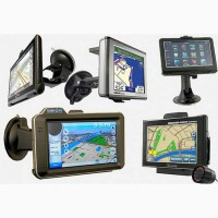 Ремонт перепрошивка GPS навигаторов. Киев, Позняки, Осокорки