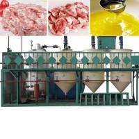 Оборудование для вытопки, плавления животного жира, пищевого, технического, кормового жира