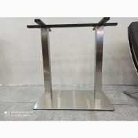 Ножка стола, опора длля стола, основание, каркас стола, подстолье из нержавеющей стали
