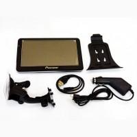 """7"""" GPS навигатор Pioneer 711 8gb 800mhz 128mb IGO+Navitel+CityGuide"""