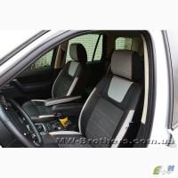 Представляем качественные чехлы Leather Style на Land Rover
