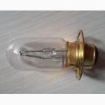 Лампа 11В 40Вт, ОП-11-40, 11v 40w, 11 вольт 40 ватт, лампа для станков ЧПУ