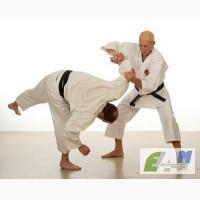 Тренировка. Обучение самообороне. Взрослые и детские группы