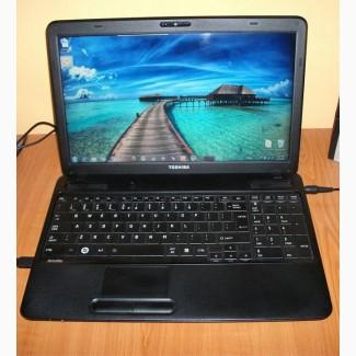 Надежный 2 –х ядерный ноутбук Toshiba Satellite C650