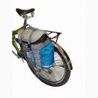 Вело сумка на багажник. V = 16 л + 1 л карман