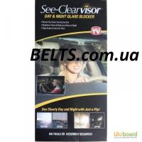 Козырек автомобильный (антибликовые, солнцезащитный), See Clear Висор