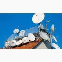Установка спутникового телевидения в Киевском районе г. Одессы