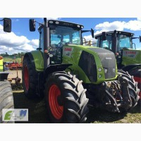 Сельхозтехника CLAAS. Трактор Claas Axion 820