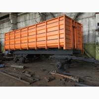 Переоборудование и продажа тракторных прицепов 2ПТС-9, 3ПТС-12