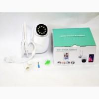 IP камера видеонаблюдения N6 Wi-Fi уличная с удаленным доступом White