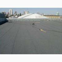 Ремонт крыши, укладка еврорубероида в Виннице