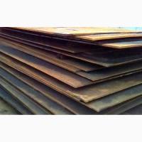 Лист биметалл сталь 10Х17Н13М2Т/ст. 20 толщина 38 мм