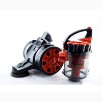 Пылесос циклонный (без мешка) Domotec MS 4409 220V/1200W HEPA фильтр | пылесборник Домотек
