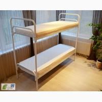 Кровать. Металлическая кровать. Кровать недорого. Двухъярусные кровати