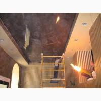 В Каменском, натяжные потолки и не только
