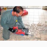 Демонтаж плитки, кафеля (предлагаю)