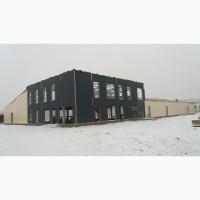 Ангар склад побудувати в Україні