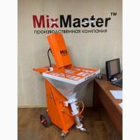 Производим штукатурные станции MixMaster 220v.380v